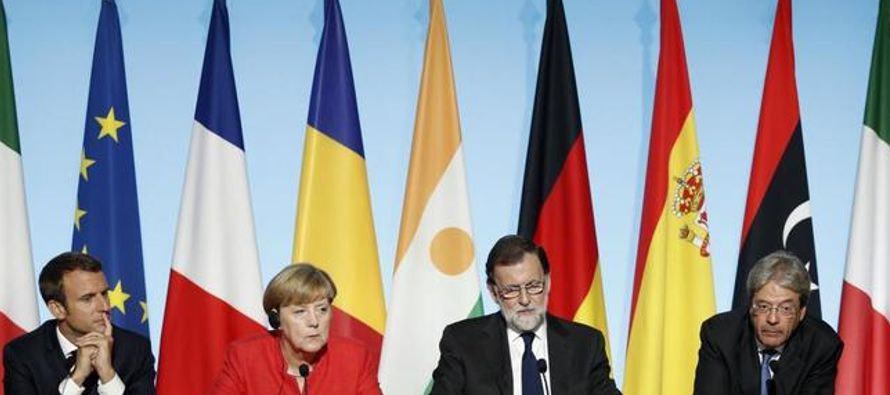 Los líderes esperan que la cooperación entre países de origen y...