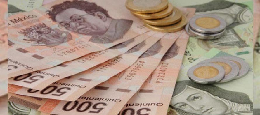 La moneda mexicana amaneció hoy con una de las tasas de cambio más desfavorables...