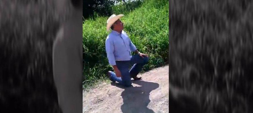 Santos Roldán murió acribillado afuera de su casa a primera hora de la mañana....