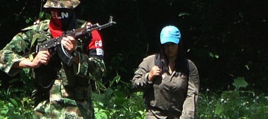 Un acuerdo de paz con el ELN, que cuenta con unos 2,000 combatientes y es considerado una...
