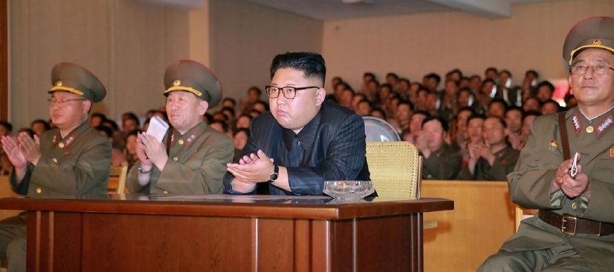 La detonación el pasado domingo de lo que el régimen de Corea del Norte asegura ser...