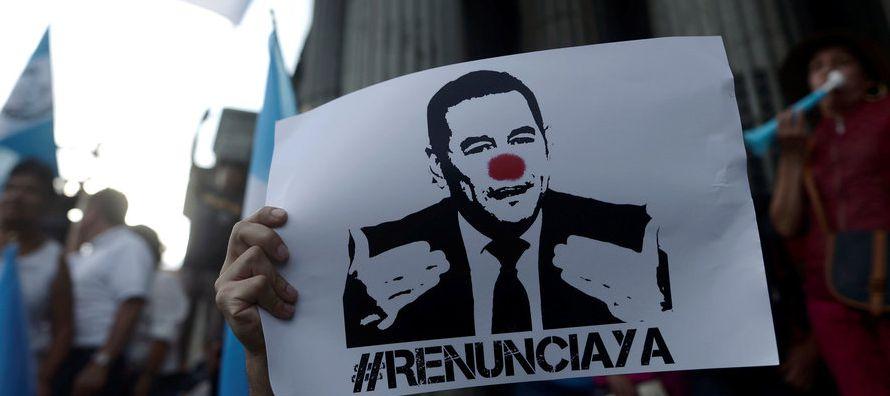 Para Velásquez -quien es jefe de la Comisión Internacional contra la Impunidad en...
