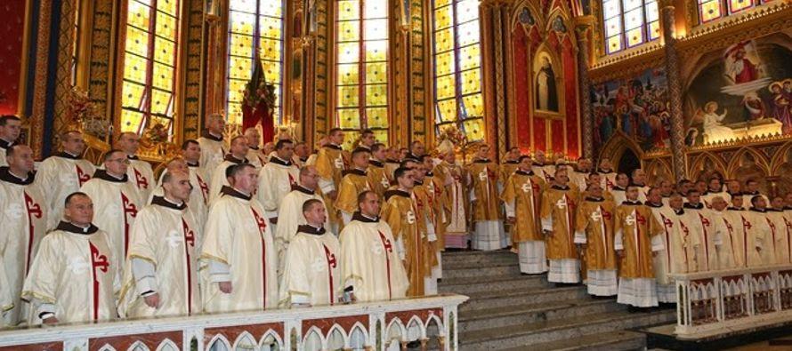 Pero entonces, ¿cuál es la verdadera paz? La Santa Iglesia nos da la respuesta a...