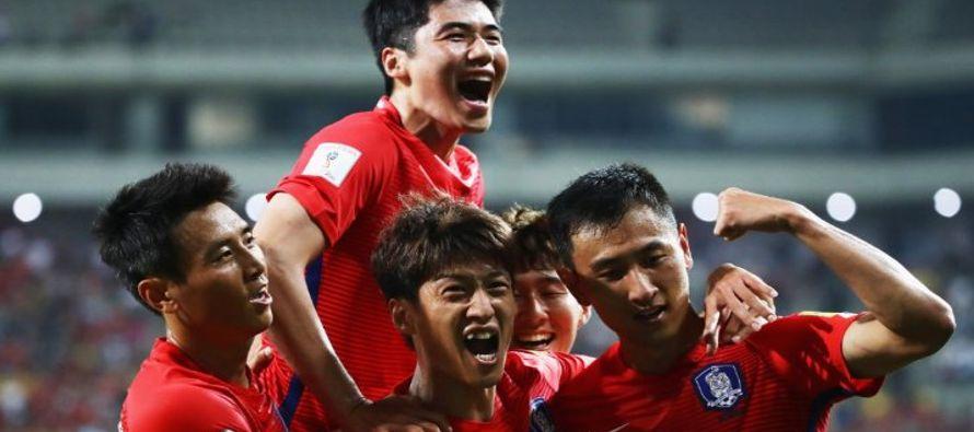 Arabia Saudita y Corea del Sur aseguraron el martes su clasificación al Mundial 2018, por lo...