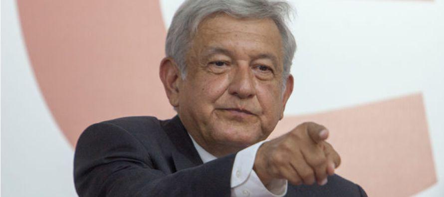 Los dos grandes exponentes de la izquierda y la derecha en el espectro político mexicano...