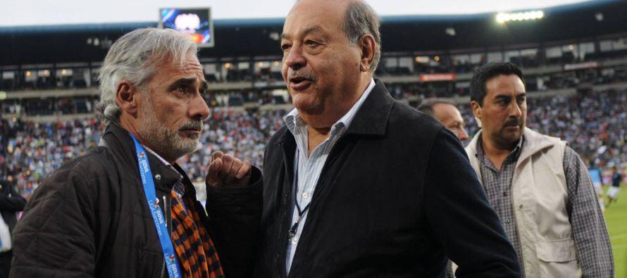 En una escena anecdótica los dos equipos del consorcio se enfrentaron en la final de liga....