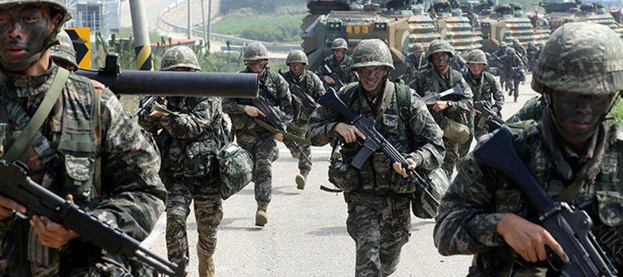 """""""Estoy seguro que no se llegará a un conflicto en su sentido pleno con uso de armas de..."""