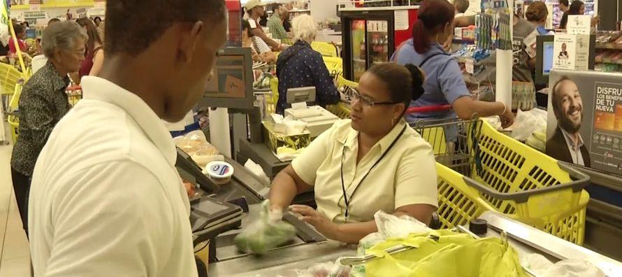 Los precios mundiales de los alimentos cayeron un 1,3 por ciento en agosto respecto al mes anterior...