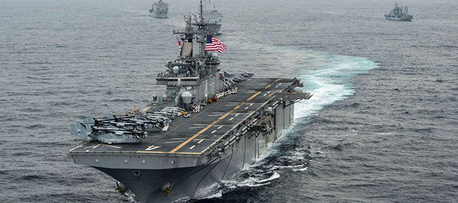 """Kim Young-jae llamó a Estados Unidos """"un forajido insolente que menosprecia la voluntad..."""