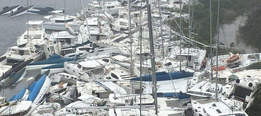 Bell y su equipo del NOAA ya habían dicho que esta temporada sería intensa y los...