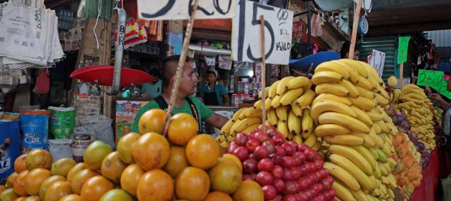 En agosto, la escalada de precios tuvo origen en el aumento de precio de frutas y verduras –que se...