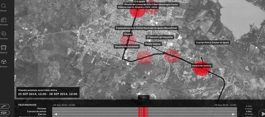 En el caso de los 43 estudiantes de Ayotzinapa, el Centro de Derechos Humanos Miguel Pro y el...