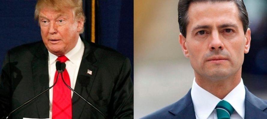 Tan precaria es la seguridad del aparato gubernamental mexicano, que un cohetón de feria,...