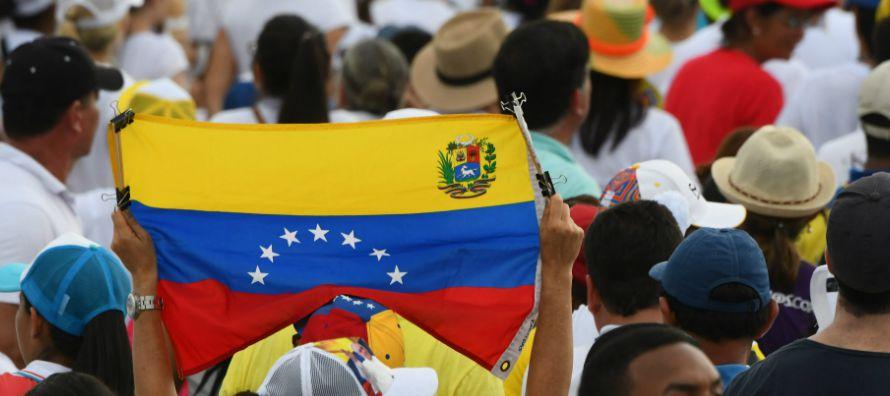 Venezuela ha sido afectada por meses de manifestaciones casi a diario contra el presidente...