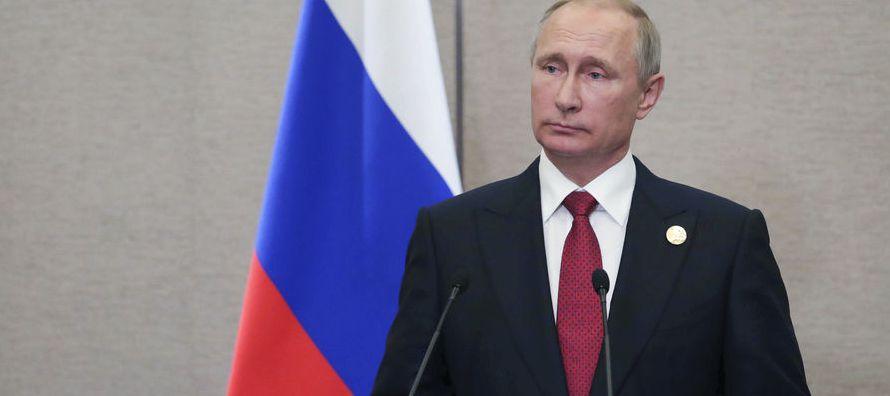 El argumento en el caso de Rusia es uno de los menos probados por Estados Unidos y sus medios de...