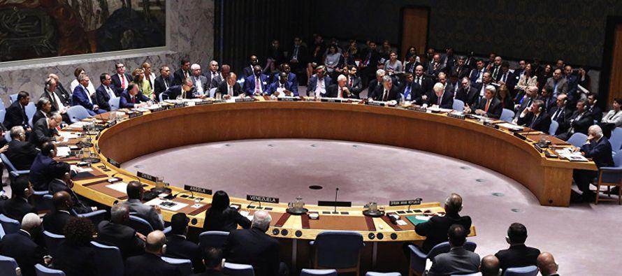El Alto Comisionado de la ONU para los Derechos Humanos pidió este lunes una...