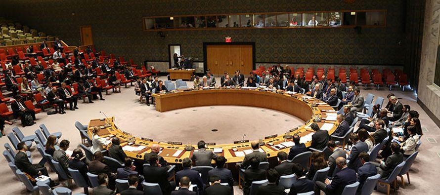 El Consejo de Seguridad de la ONU ha aprobado por unanimidad una resolución, redactada por...