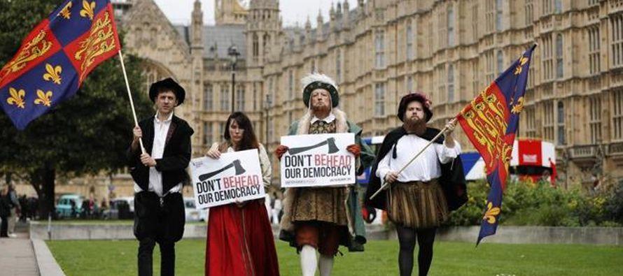 El debate de la Ley de Retirada de la UE ha servido para reavivar las viejas rencillas y provocar...