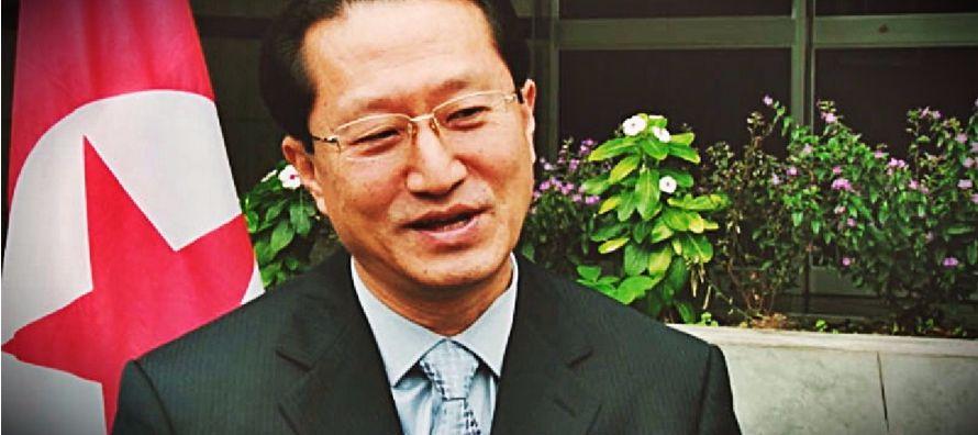 """Corea del Norte está violando """"reiterada y flagrantemente"""" las resoluciones del..."""