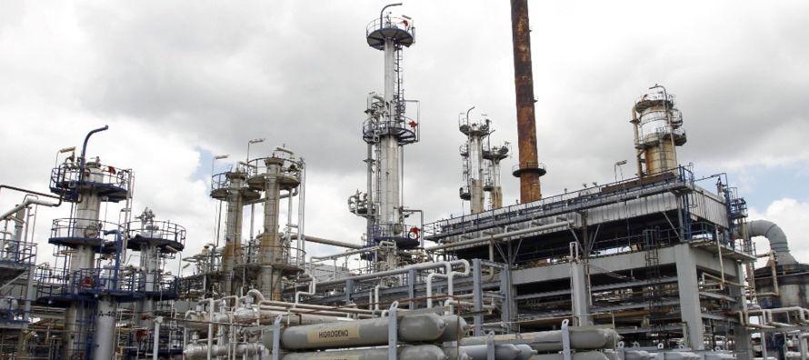 """""""Siempre que entra agua en una refinería, hay que hacer controles de lubricación..."""
