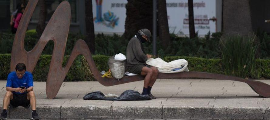 La desigualdad en México sigue presente, los ricos más ricos y los pobres apenas...