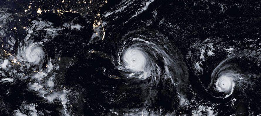 Los orígenes de cada ciclón o cada tormenta, cualesquiera costas que afecte, se...