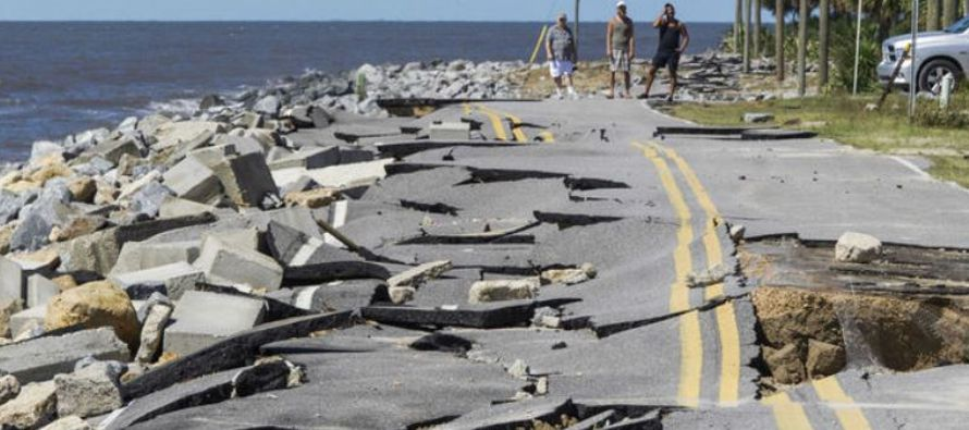 Irma, uno de los huracanes más poderosos registrados en el Atlántico, dejó 43...