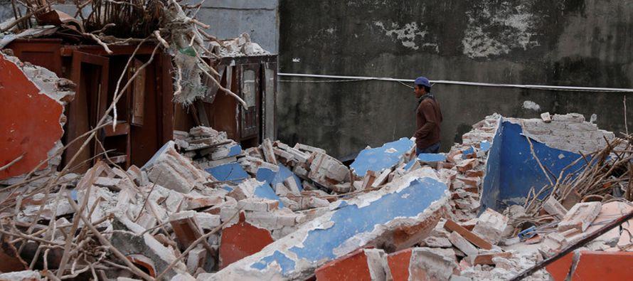 """""""Ningún centro sísmico del mundo puede predecir los terremotos"""", contesta a..."""