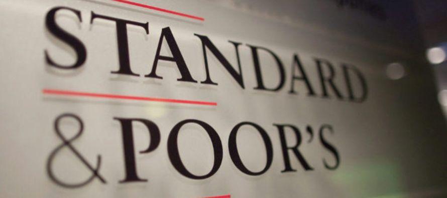 El sector financiero fue el mayor impulsor del S&P 500 por un alza de las acciones de bancos...