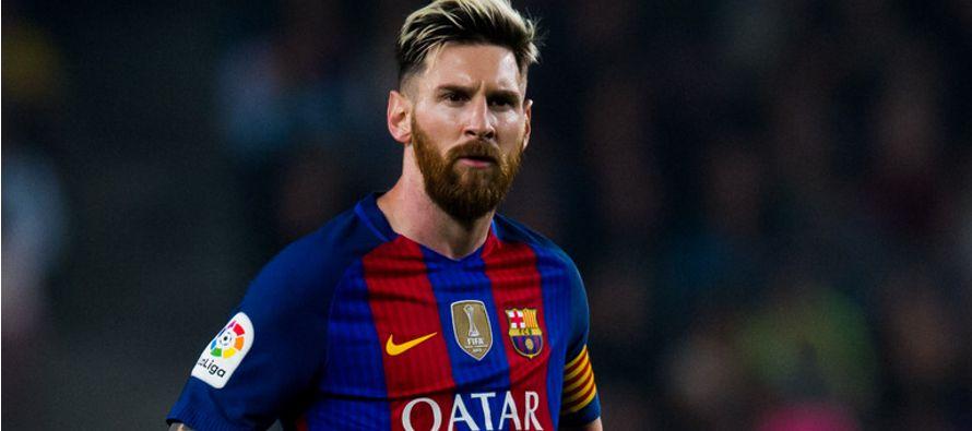 Lionel Messi marcó un doblete el martes en la victoria del Barcelona 3-0 sobre la Juventus...