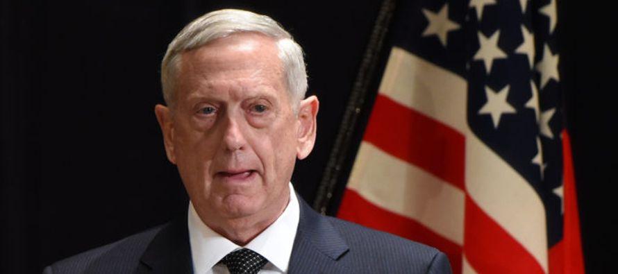 El viaje de Jim Mattis el viernes será el quinto de un secretario de Defensa estadounidense...