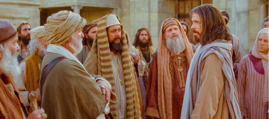 En aquel tiempo, Jesús alzando los ojos hacia sus discípulos, decía:...