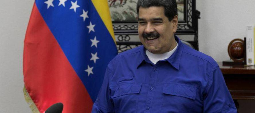 El canciller venezolano –quien este miércoles será recibido por el ministro...