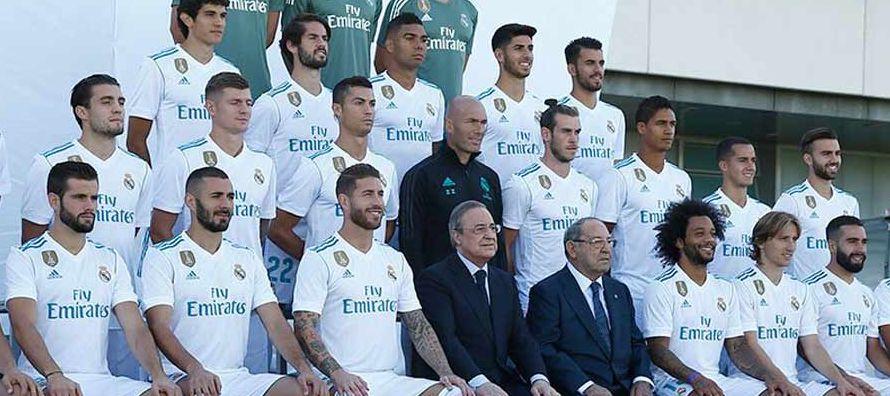 La lesión del francés Karim Benzema lo dejará como nueve, a la espera de lo...