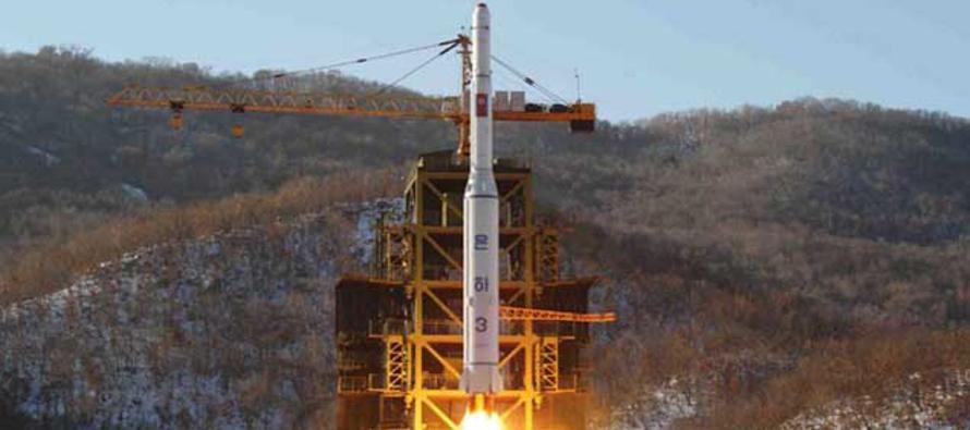 Corea del Norte insiste en que no se dejará amilanar. Es más, insiste, las multas...