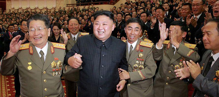 Corea del Norte, según varias estimaciones, cuenta con yacimientos de más de 200...
