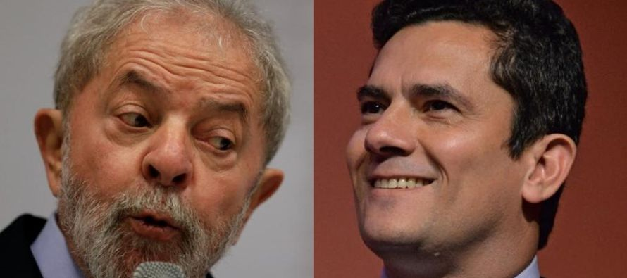 El expresidente brasileño Luiz Inácio Lula da Silva empezó el miércoles...