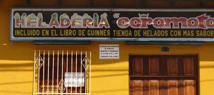 Manuel Da Silva tuvo la idea loca de vender helados de ajo, frijoles o pulpo. Su negocio...