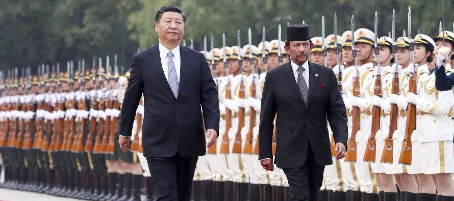 China es la segunda o quizá ya la primera economía del mundo, es una de cada cinco...