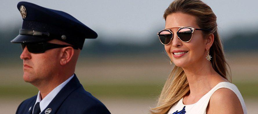 La hija mayor del presidente de EU Donald Trump ha afirmado en una entrevista concedida a...