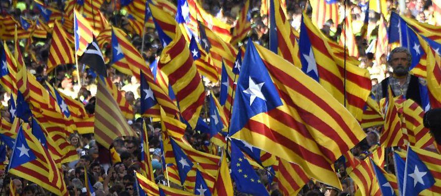 El actual pulso de los independentistas catalanes comenzó en 2010. Cuatro años antes...
