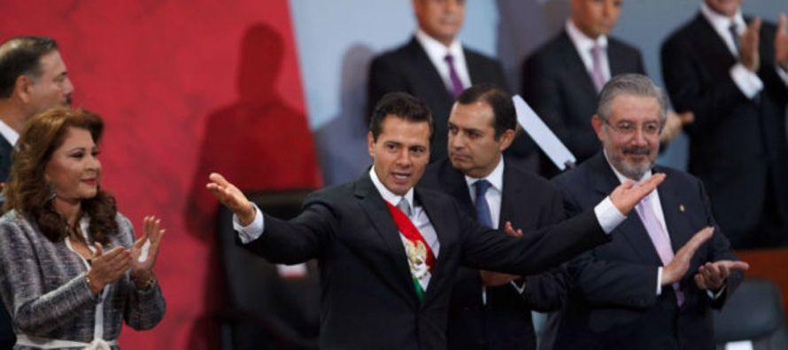 Vanagloriarse de que México está en paz resulta ofensivo, tanto para las...