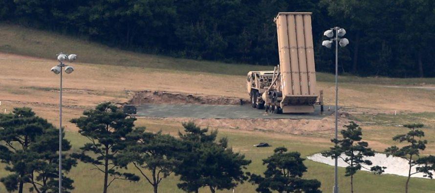 Estados Unidos y Japón realizaron en junio una prueba de interceptación de un misil...