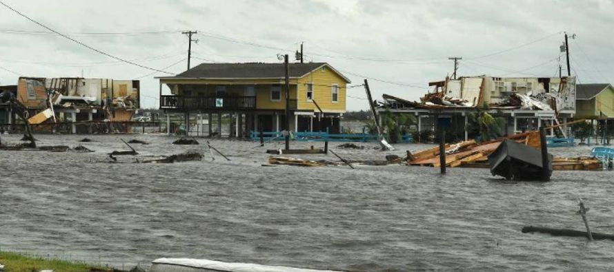"""""""El huracán Katrina [de 2005] generó pérdidas aseguradas de 96,000..."""
