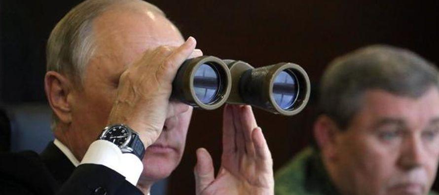 En la sede de Naciones Unidas todo el mundo sabe que el ministro de Exteriores ruso, Serguei...