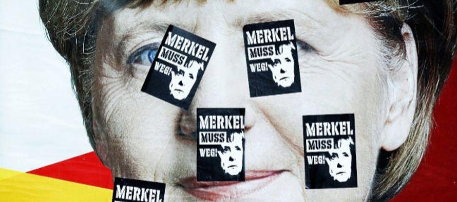 El terror se abre paso en la campaña alemana