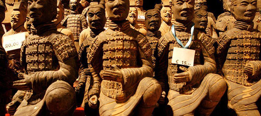 El modelo económico de China es una amenaza sin precedentes al sistema de comercio mundial...