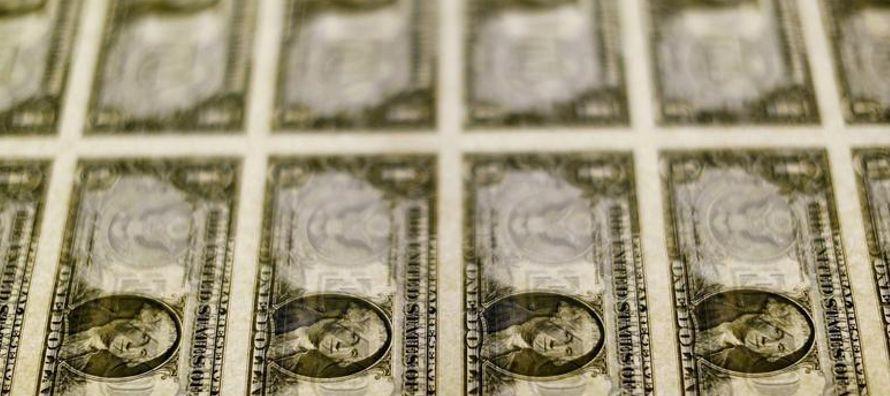 Déficit de cuenta corriente en Estados Unidos sube a su mayor nivel desde 2008