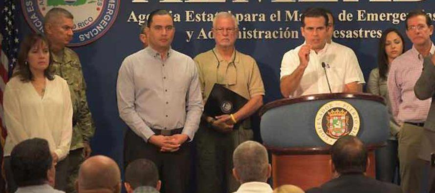 Puerto Rico enfrentará 'un evento violentísimo' con huracán María