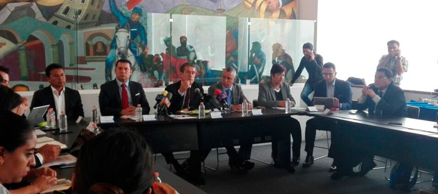 """""""La cancelación del registro de Cabify en Puebla se debe fundamentalmente a las..."""